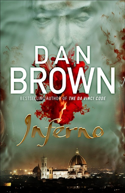 UK cover Inferno Dan Brown