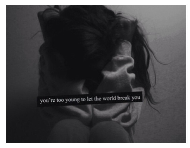 Smile - You Are Too Young To Be This Sad (famtaqblog.wordpress.com)