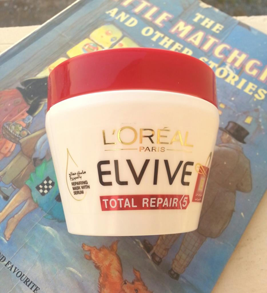 L'Oreal Elvive Hair Mask 1