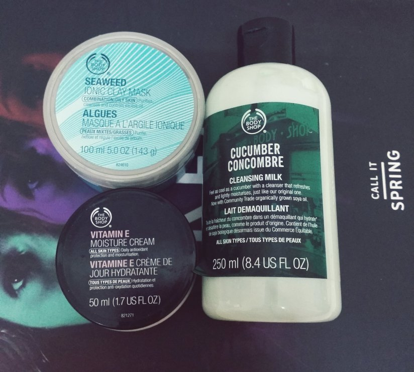The Body Shop Mini Haul