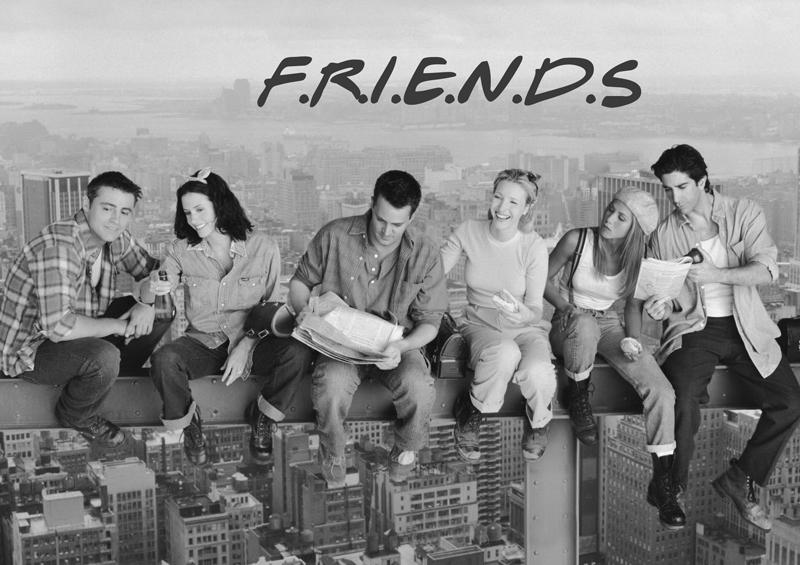 FRIENDSbw
