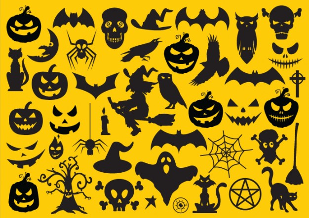 set-of-halloween-elements_439-2147500654