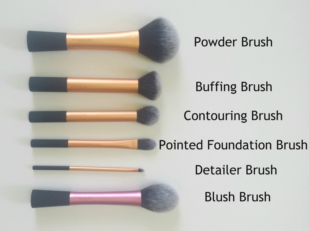Core Collection & Blush Brush